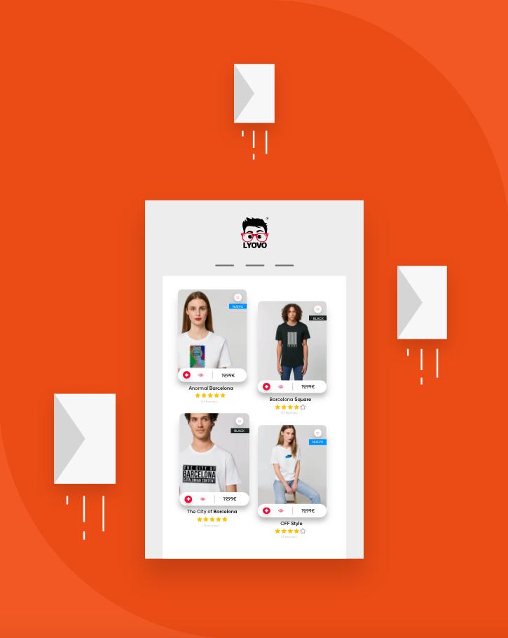 Campañas de marketing y creación de contenido
